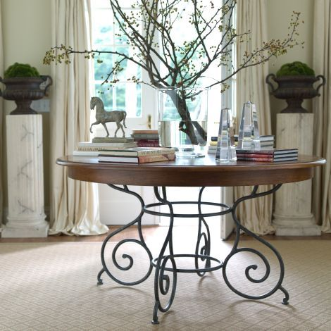 Ethlen Maison By Ethan Allen Brittany Table 56