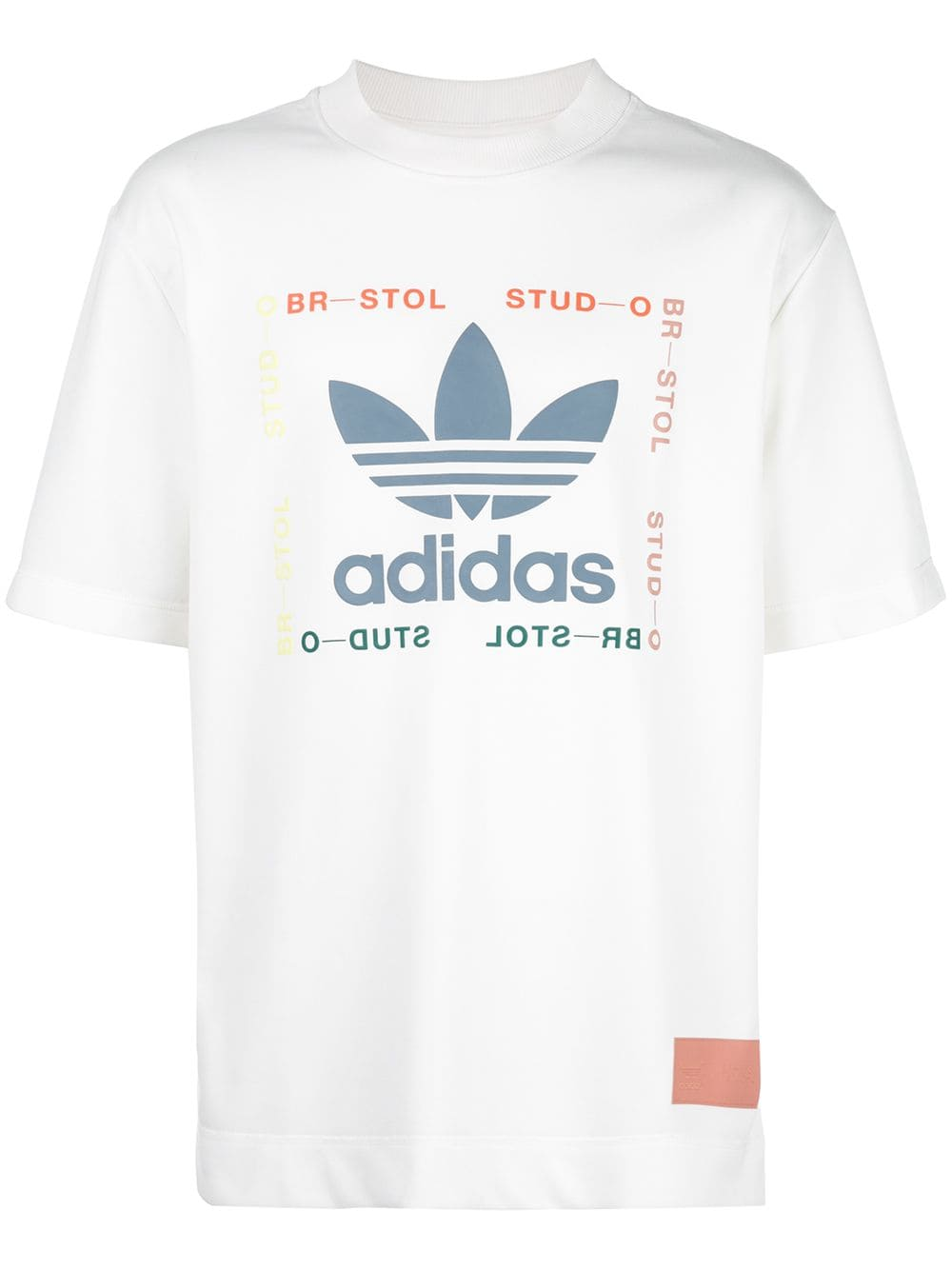 Adidas Logo Print T Shirt Adidas Logo T Shirt Adidas