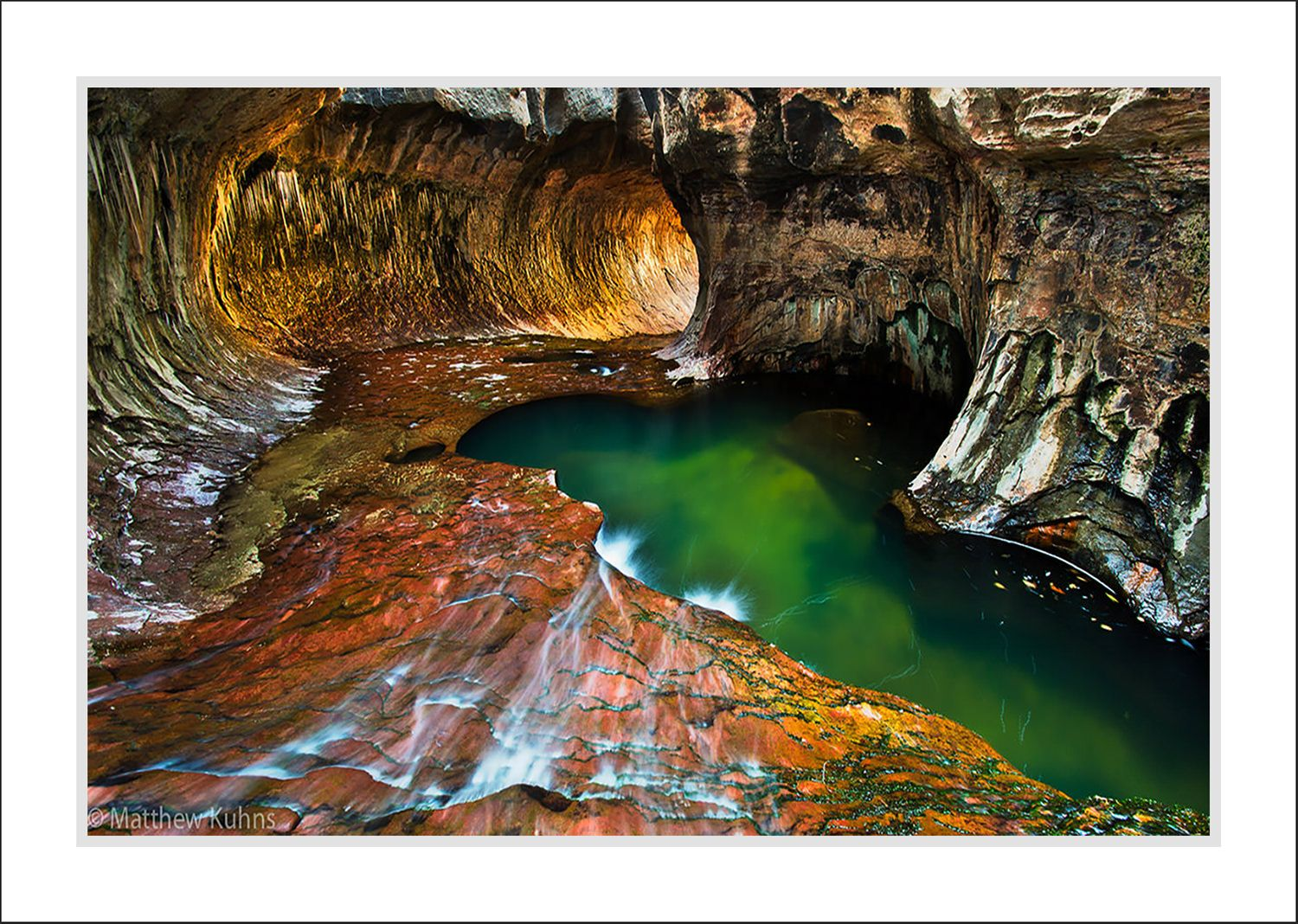 Photographers Guide for The Subway - Zion, UT | Zion ...
