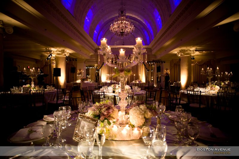 The Vanity Fair Ballroom At Le Merin King Edward Hotel In Toronto Where Julyanne And Thomas Wedding Reception Will Be Held