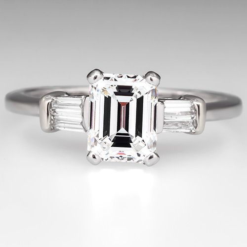 Antique Diamond Ring Setting Styles