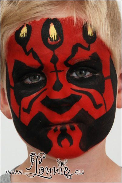 face paint ideas with star wars theme page 3 face painting love pinterest paint ideas. Black Bedroom Furniture Sets. Home Design Ideas