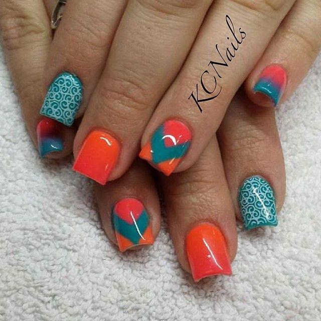 Pin by Andy Xxxxxxx on diseños para uñas | Pinterest | Nail nail ...