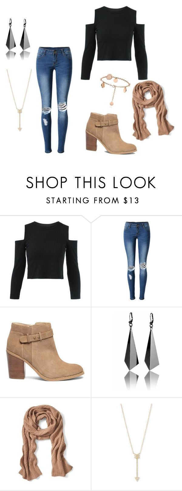 """46."" by nuffy-the-alpaca ❤ liked on Polyvore featuring WithChic, Sole Society, Banana Republic and EF Collection"