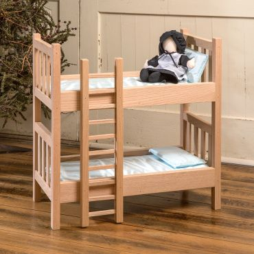 Eli Amp Mattie Doll Bunk Beds With Images Bunk Beds