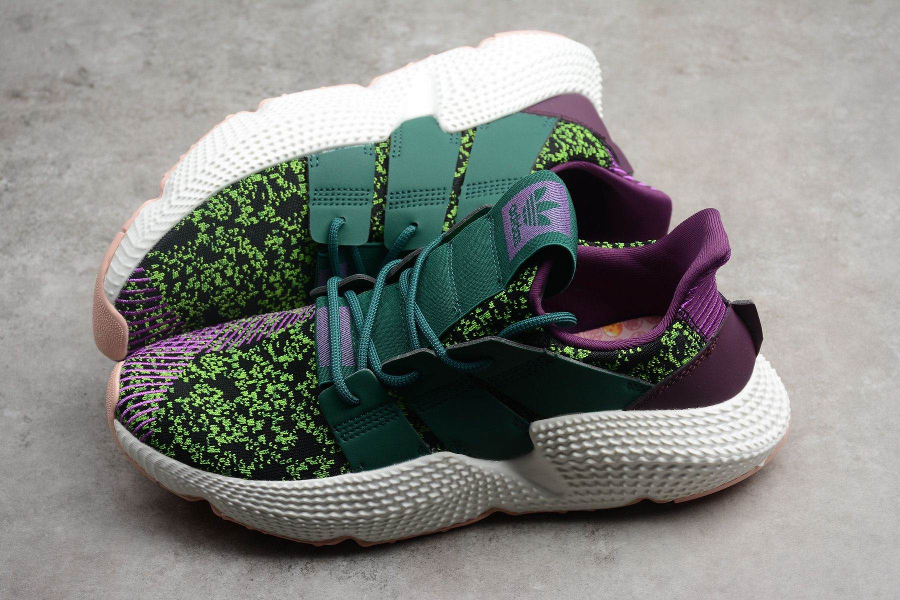 d8cd5b6fa 2018 Dragon Ball Z x adidas Prophere Cell D97053 shoes For sale online pre  order