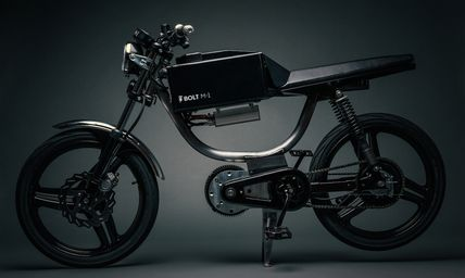 Bolt Electric Bike Can Do Hills In Sf 50 Miles On A Charge 20