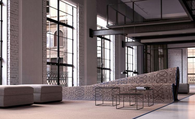 Italienische Designermöbel Alessandro Isola Stumble Upon Sofa