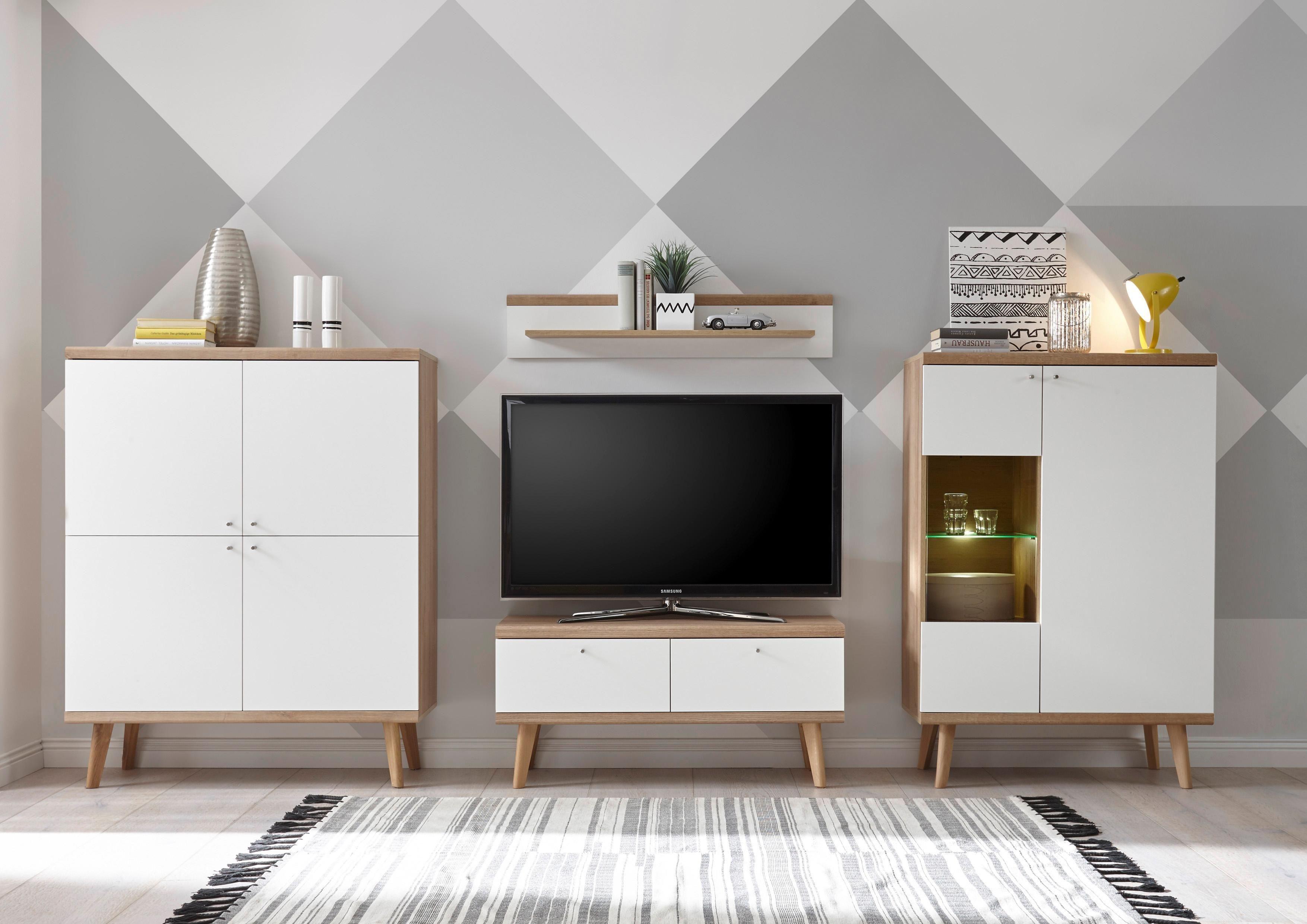 webboard hifitower  wohnzimmermöbel massiv nussbaum  tv möbel