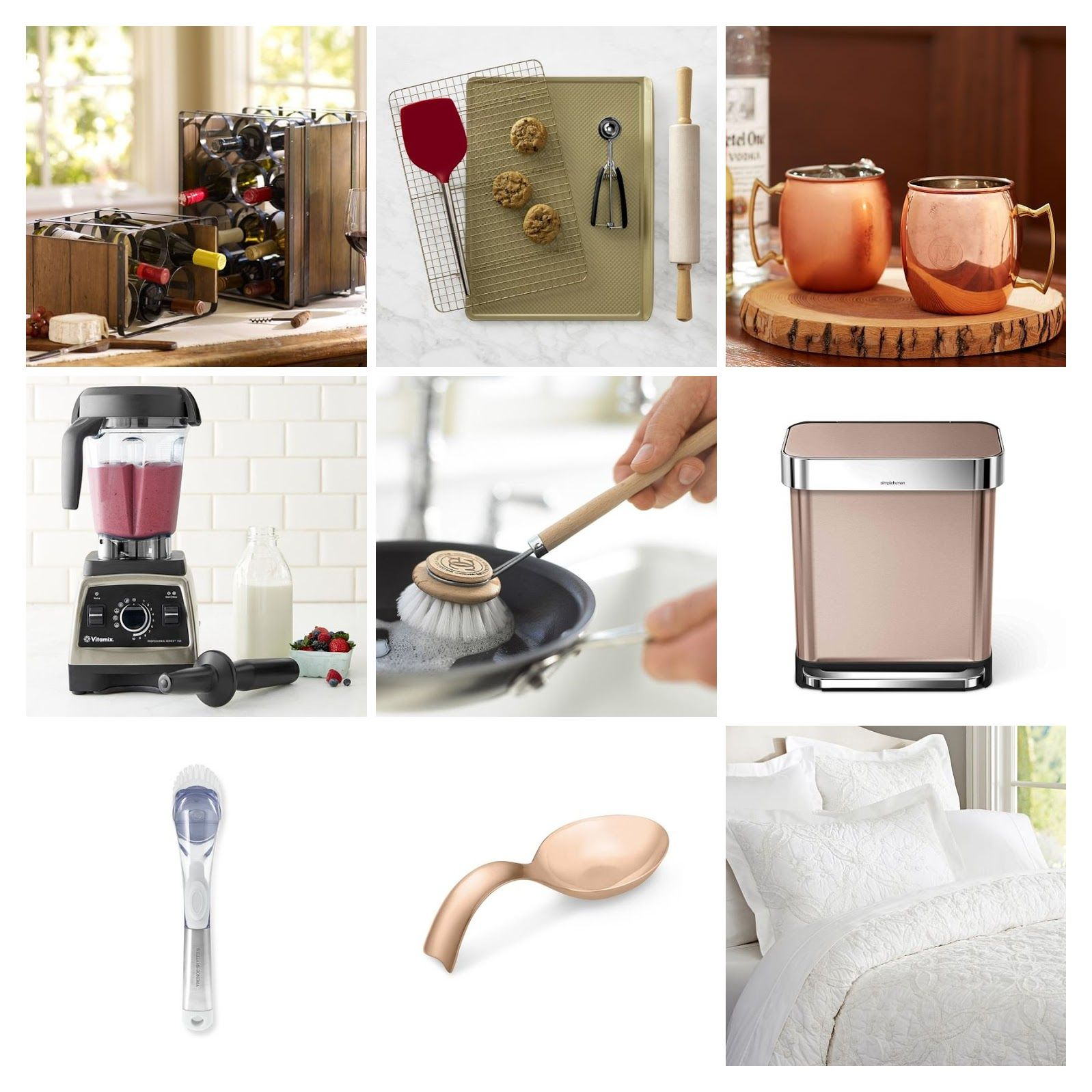 Top registry must haves from Pottery Barn & Williams