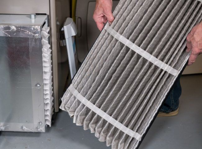 Solved How Often To Change A Furnace Filter Furnace Filters Furnace Return Air Vent
