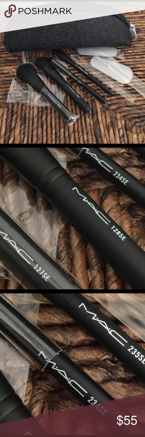 MAC Extra Dimension keepsake Brush collection Travel