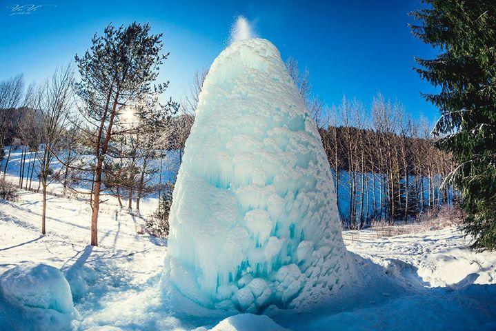#praveslovenske  Aj takúto nádheru nájdete v jednej z najkrajších dolín v Rajeckej kotline ... foto: VoVi photo