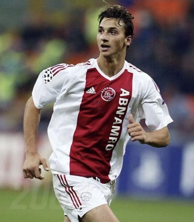 best sneakers 39692 4cdd2 Zlatan Ibrahimovic- Ajax. Beautiful! | zlatan ibrahimović ...