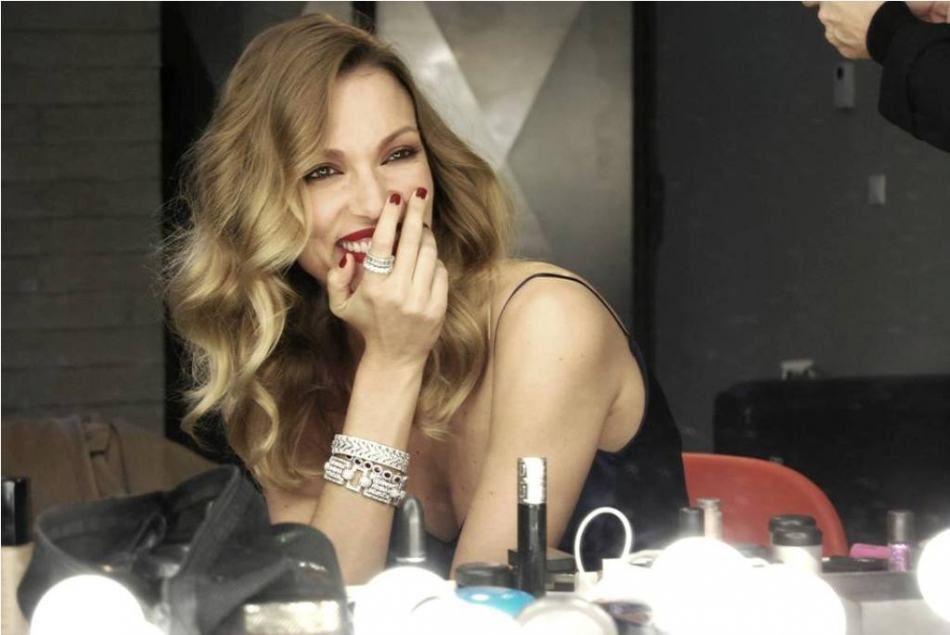 Vicky Kagia, Vicky Kaya, bracelet, diamonds, Fashion Workshop, Diamond Club Danelian jewelry
