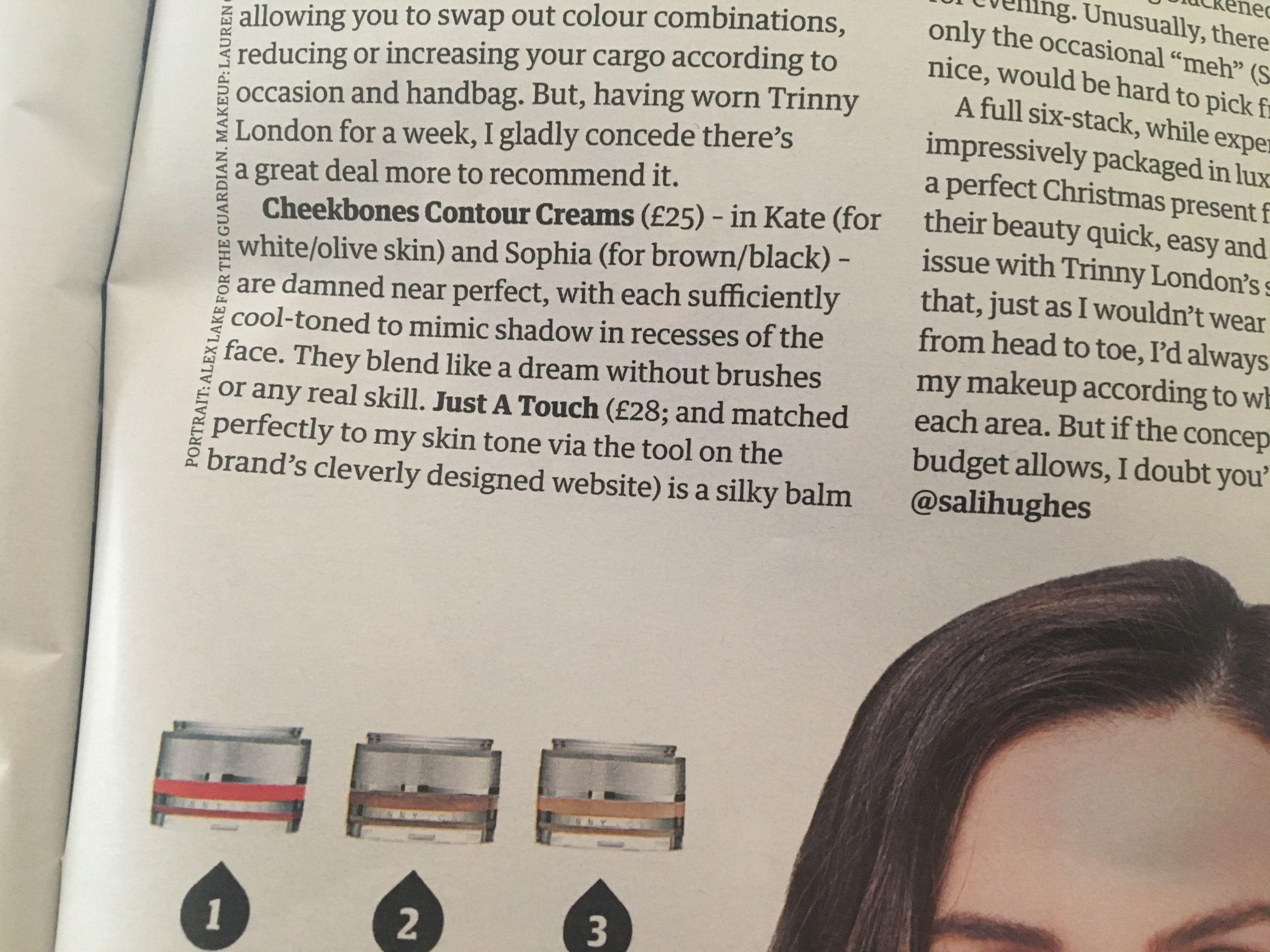 Cheekbones Contour Choose Kate Trinny