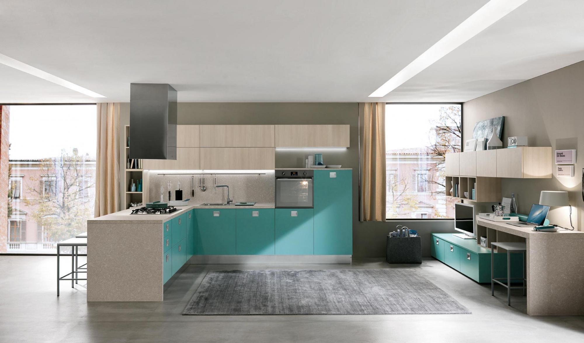 Großartig Quadra Kitchen | 2015 Edition | Colombini Casa
