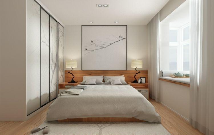 Schlafzimmer orient ~ Schlafzimmer idee mit minimalistischem flair interiors