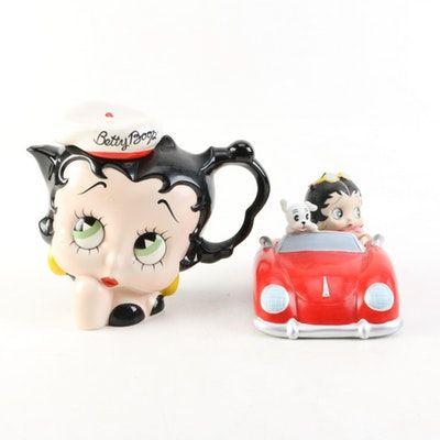 Novelty Teapot Tea Pot