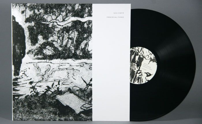 Nick Forte Primordial Forms 12 Vinyl Lp Furnace Record Pressing News Vinyl Form Nick