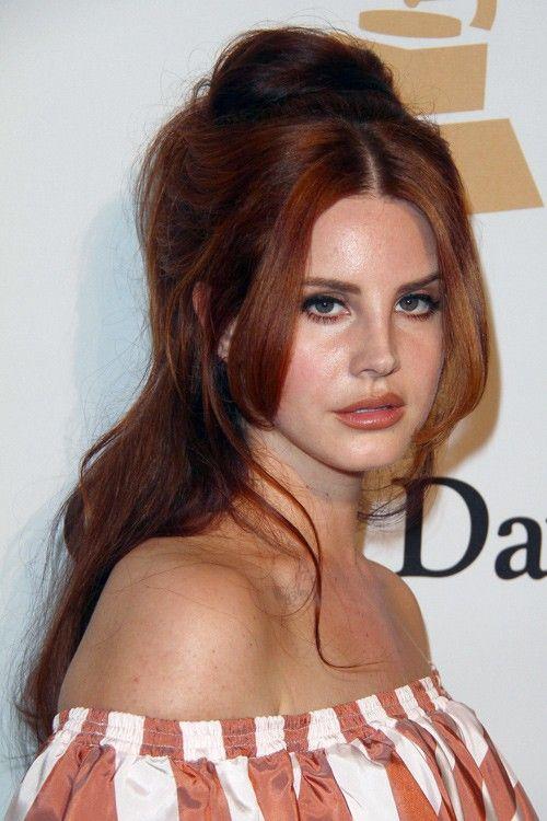 Lana Del Rey Hair Lana Del Rey Hair Wedding Hair And Makeup 70s Hair