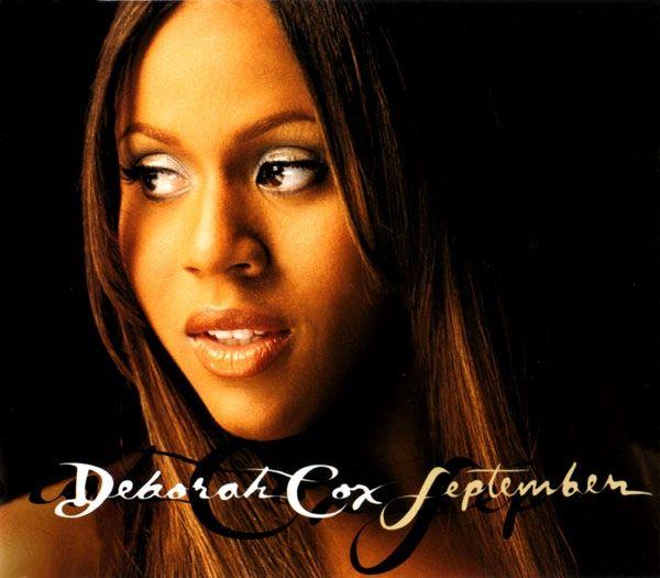 Deborah Cox – September (single cover art)