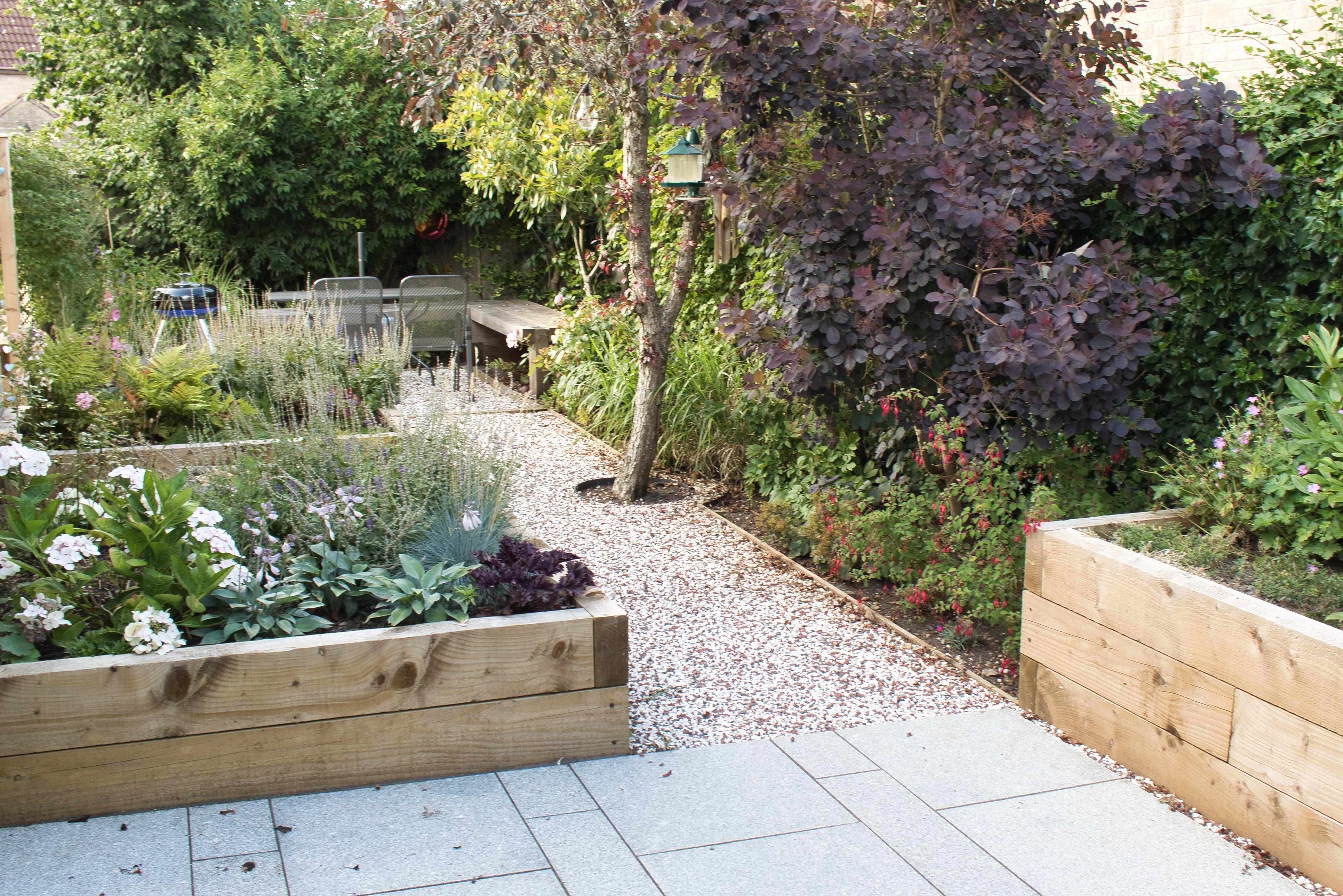 Small Woodland Garden Garden Design Woodland Garden Garden