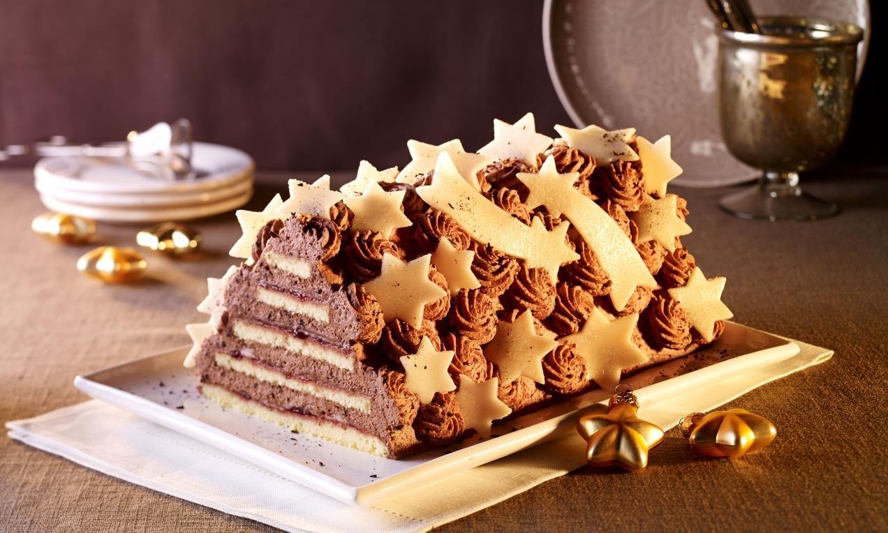 Sterntaler Kuchen Mit Schokosahne Recipe Christmas Kuchen
