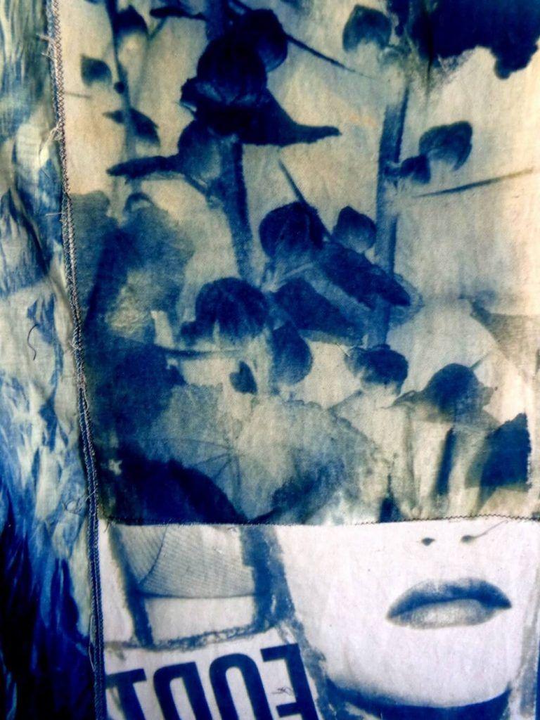 L'artiste du vendredi : Béatrice Seguin/ Bleu Sensible | L' Atelier d Emma