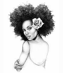 Resultado De Imagem Para Desenho Afro Tumblr Afro Art Tatuagem