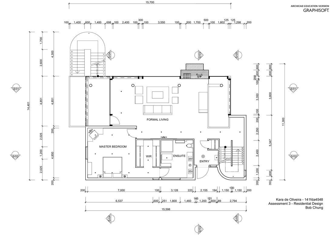 Smith house richard meier plans Architecture Pinterest – Richard Meier Smith House Floor Plans