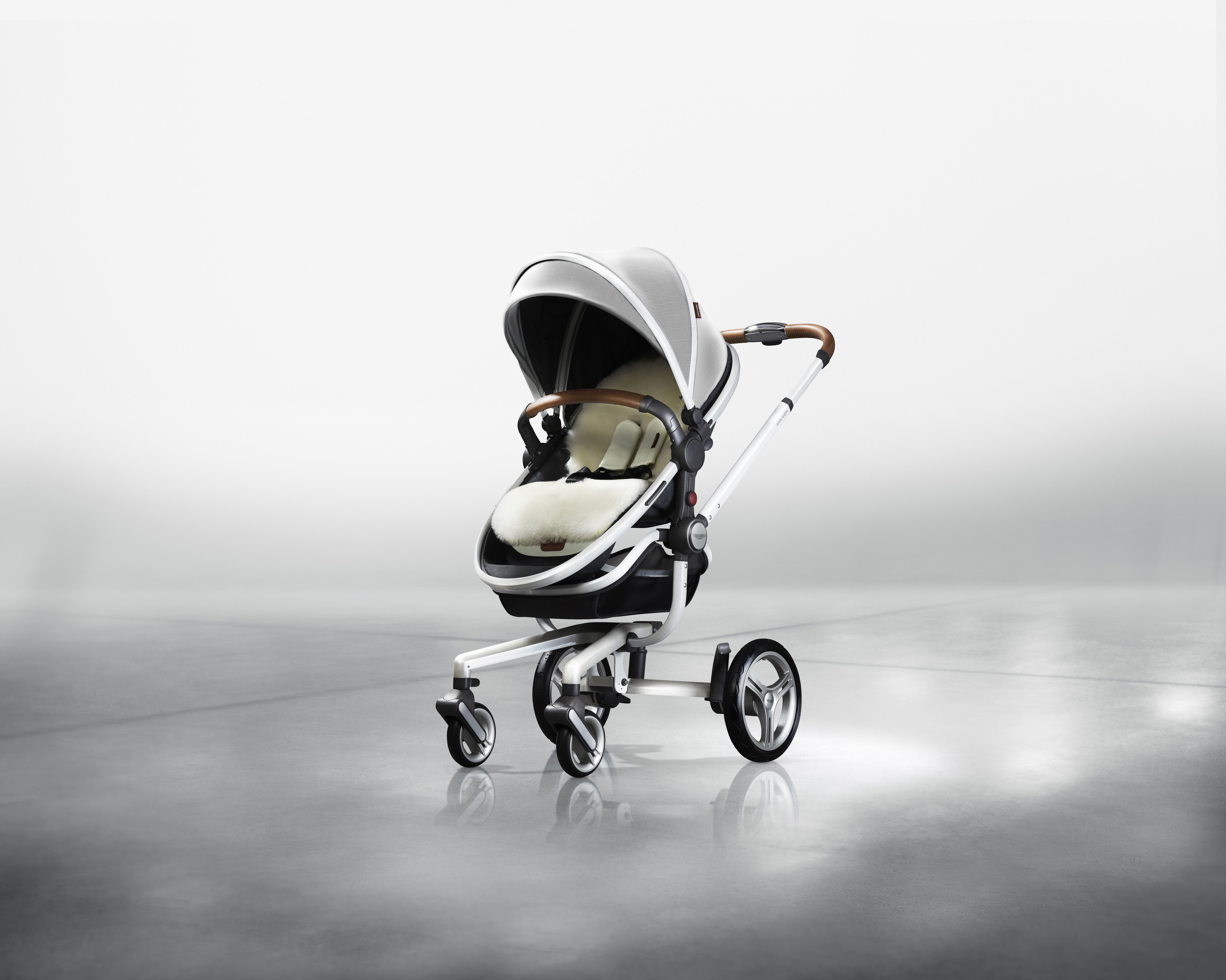 Silver Cross Luxury Pushchair Seat Liner Designed For Performance The New Silver Cross Surf