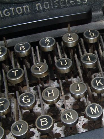 And there was ... qwerty
