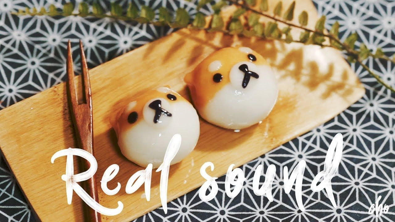 Japan Honey Cake Recipe: [REAL SOUND] 'Shiba-inu' Honey Rice Cake ~* : Cho's Daily