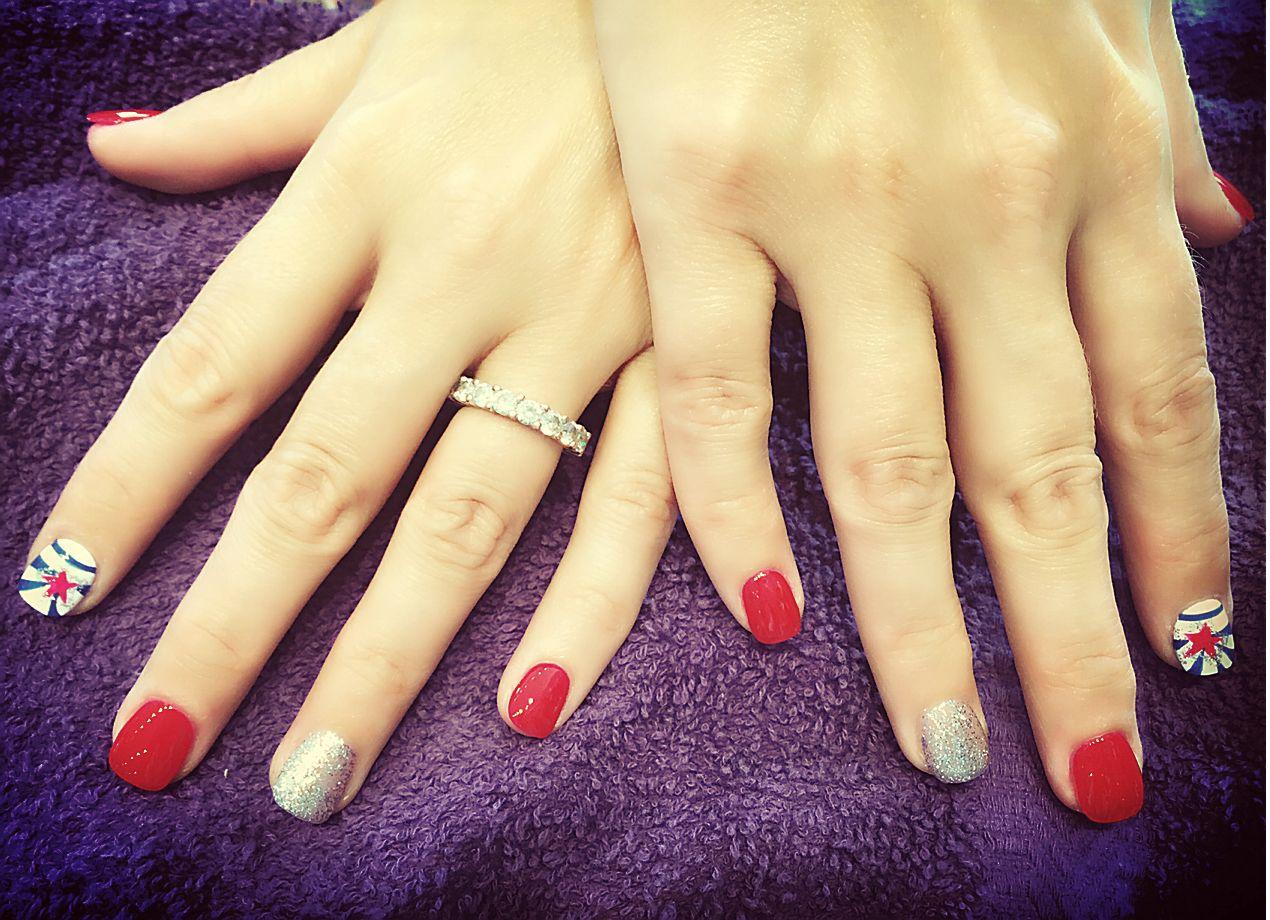 Favorite Mix Nail | Nail art designs, Nails, Nail art