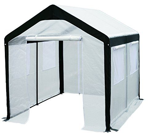 Spring Gardener Gable Greenhouse, 8 Feet X 10 Feet X 8 Feet, 2015 Amazon Top Rated Parts & Accessories #Lawn&Patio