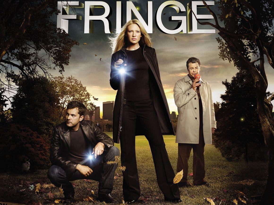 Fringe Temporadas Seriados De Tv Posters De Filmes