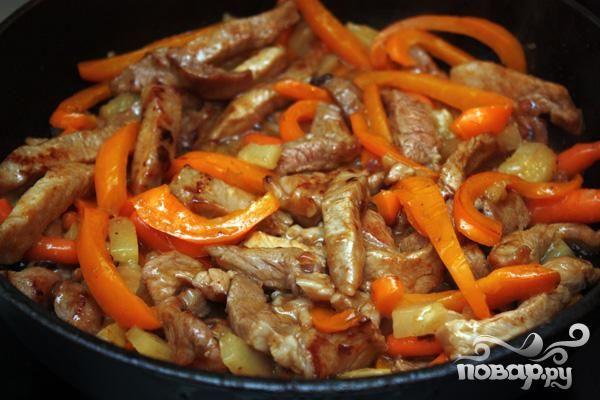 свинина блюда рецепты с фото