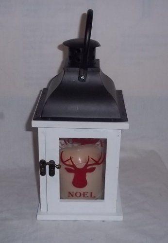 Bella Lux Holiday Collection LED Lighted Lantern Bella Lux http://www.amazon.com/dp/B00JOQWIA6/ref=cm_sw_r_pi_dp_HMtCub0151ECG