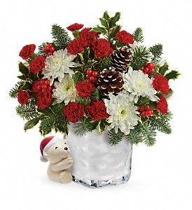 Send A Hug Bear Buddy Bouquet In Metairie La Villere S