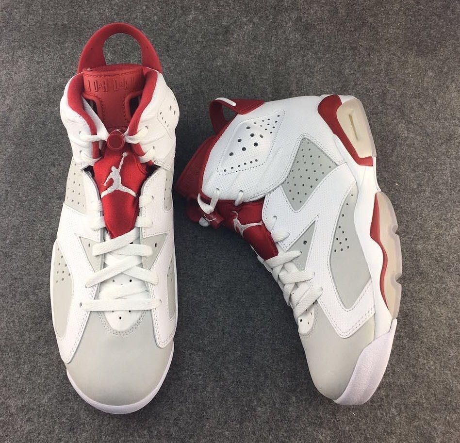 Upcoming: Air Jordan 6 Retro