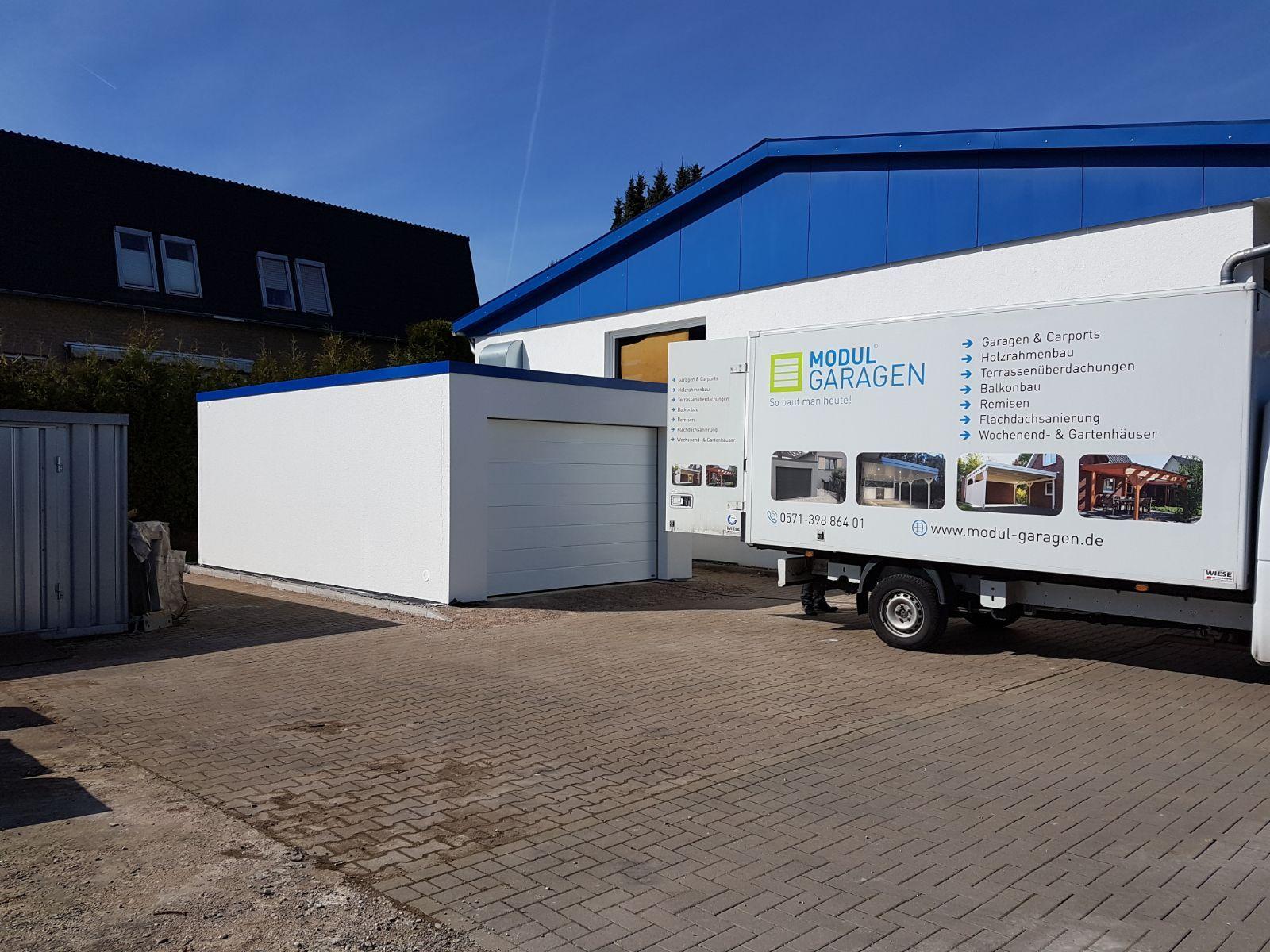 Pin von HW ModulGaragen GmbH auf Einzelgaragen Garage