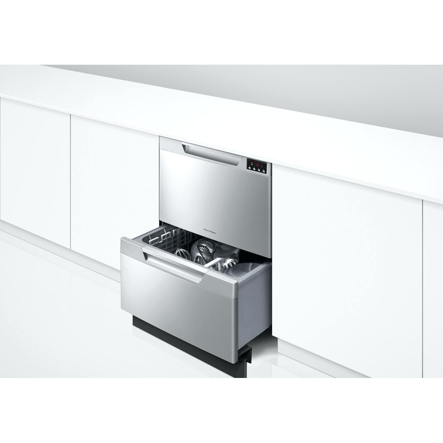 Fisher Paykel 2 Drawer Dishwasher Troubleshooting F1