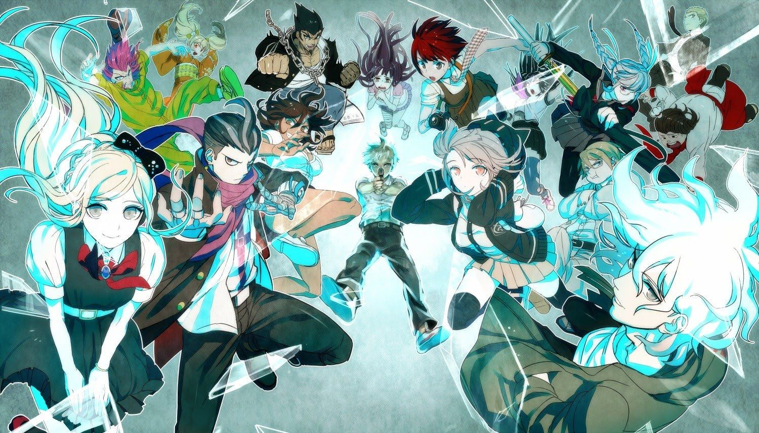 Image result for danganronpa v3 computer wallpaper (With