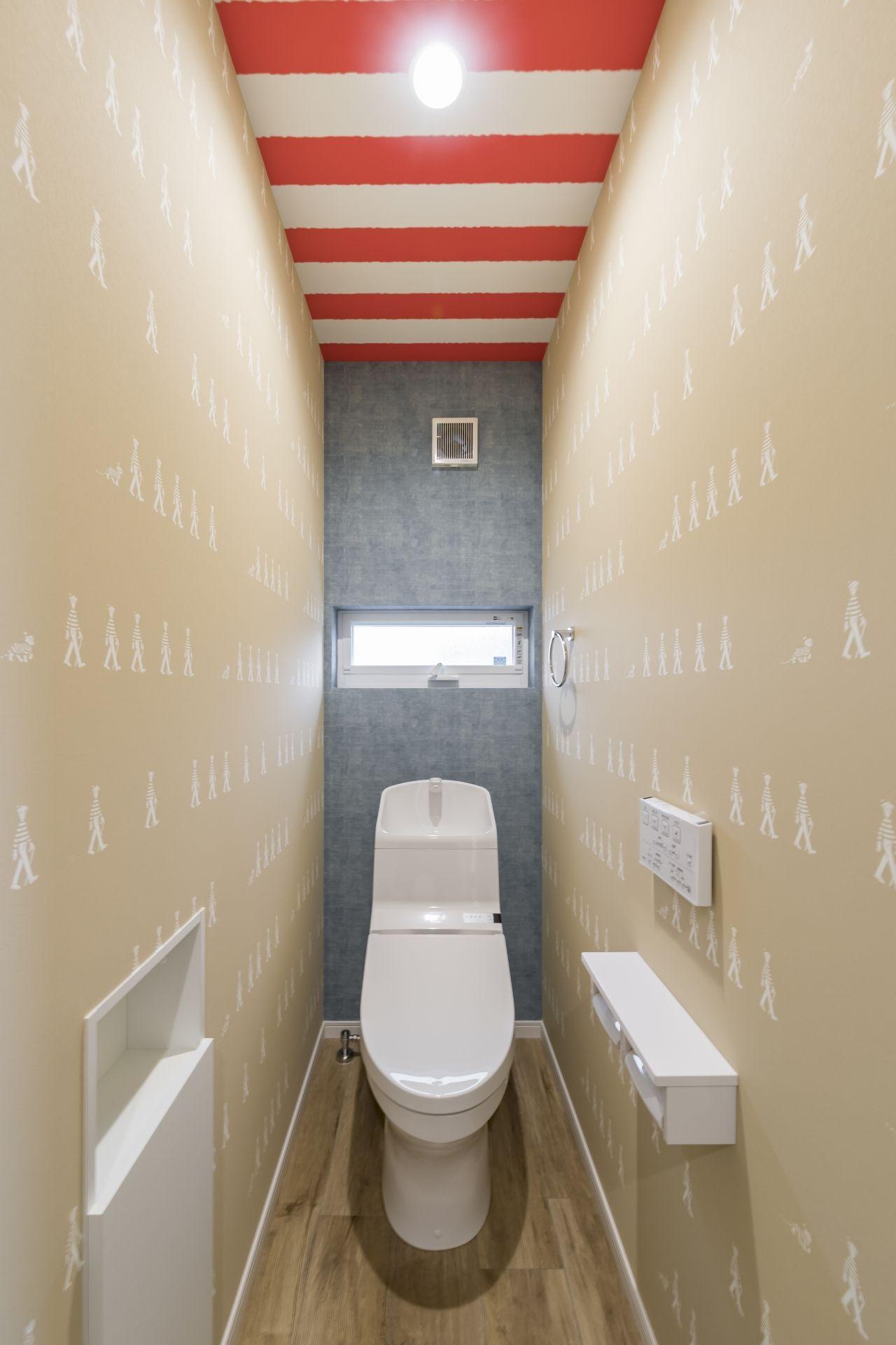 遊び心のあるトイレ トイレのデザイン トイレ トイレ 壁紙