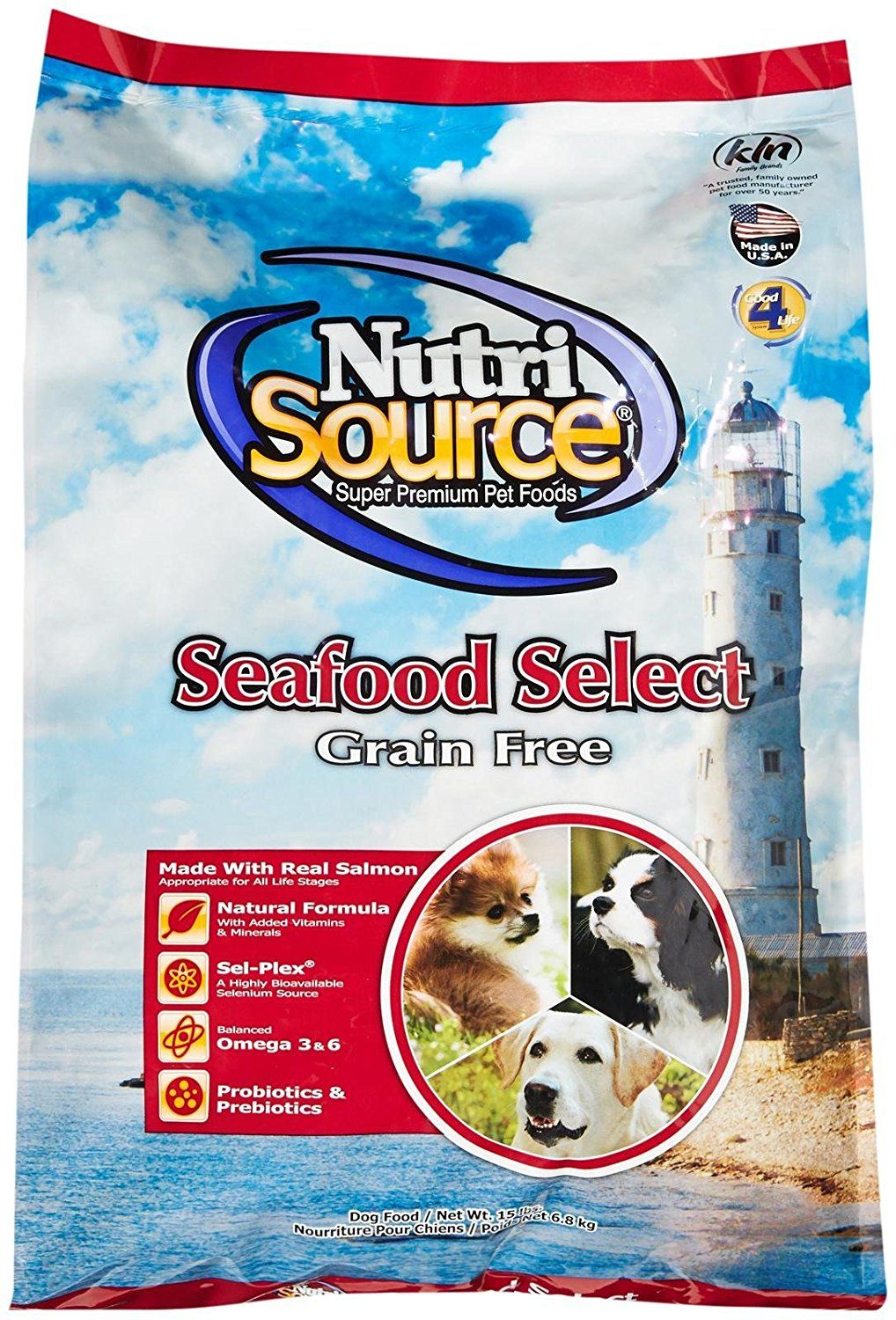 Nutri source grain free seafood select see this great