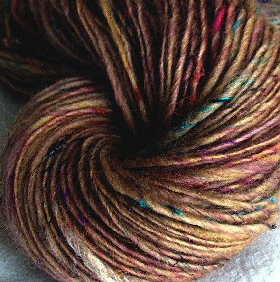 MERINGUE Handspun Yarn
