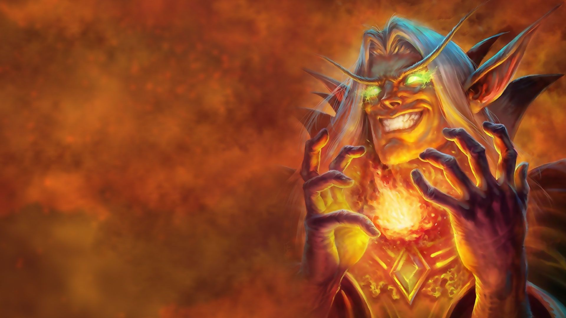 Validated Doomsayer Wallpaper From Whispers Of The Old Gods