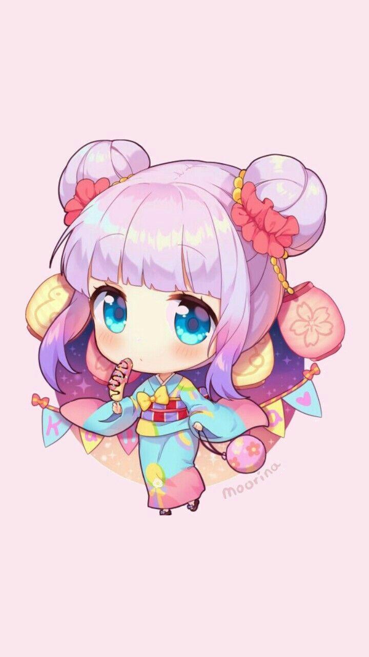 Chibi #drawing @oxmariieee | Kanna (mi loli dragon) | Pinterest ...