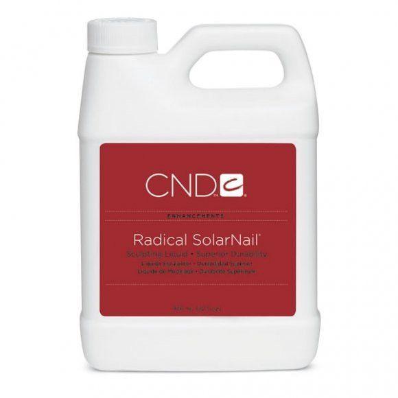 CND Radical Solarnail Sculpting Liquid 16 oz